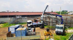 Svuotamento Digestore Biogas