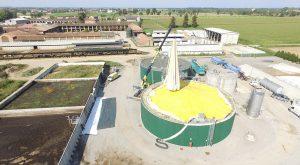 Ripristino Vasca Biogas