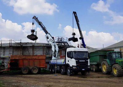 Svuotamento Biogas