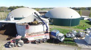 Svuotamento Vasca Biogas